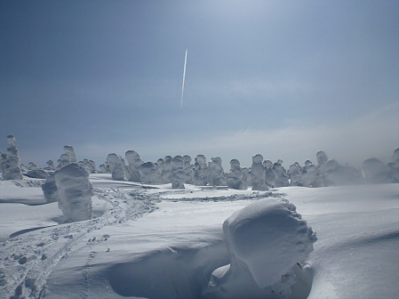 八幡平樹氷vol.4 23(2012.3.1)