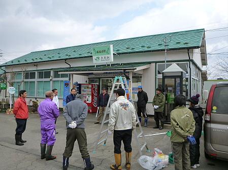 お掃除12(2012.3.30)