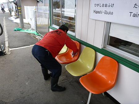 お掃除14(2012.3.30)