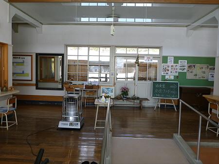 学校の宿 希望の丘「豆腐のカレー」04(2012.4.8)