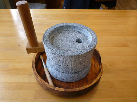 学校の宿 希望の丘「豆腐のカレー」12(2012.4.8)