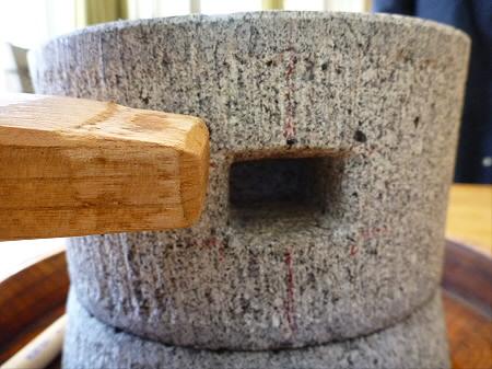 学校の宿 希望の丘「豆腐のカレー」14(2012.4.8)
