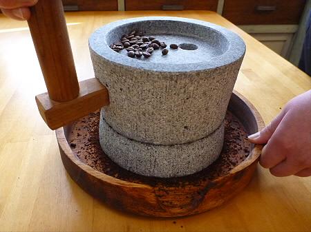 学校の宿 希望の丘「豆腐のカレー」16(2012.4.8)