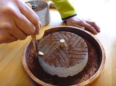 学校の宿 希望の丘「豆腐のカレー」21(2012.4.8)