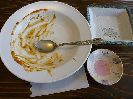 学校の宿 希望の丘「豆腐のカレー」27(2012.4.8)