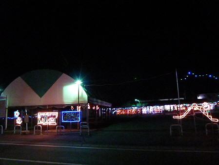 フーガの広場イルミネーション01(2012.12.3)