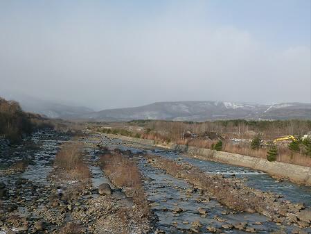 刈屋橋からの松川01(2012.12.5)