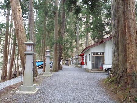春の不動の滝03(2012.4.30)