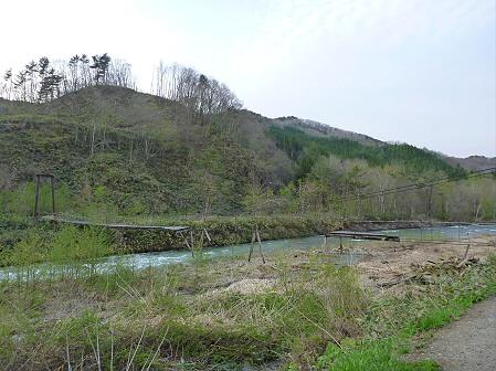 安比川の桜並木10(2012.5.7)