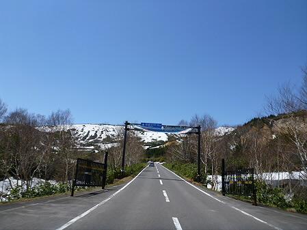 アスピーテライン 御在所~黒谷地01(2012.5.13)