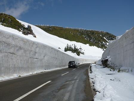 雪の回廊05(2012.5.13)