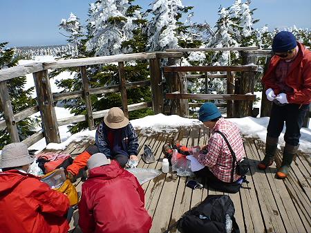 八幡平山頂散策22(2012.5.13)