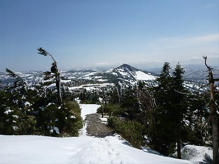 八幡平山頂散策50(2012.5.13)