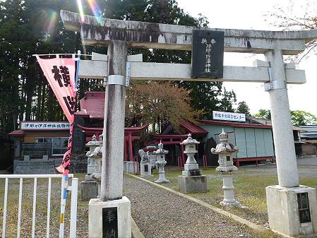 伊那々伊澤神社の桜01(2012.5.13)