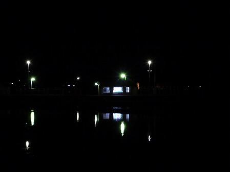 夜の光花輪線01(2012.5.17)