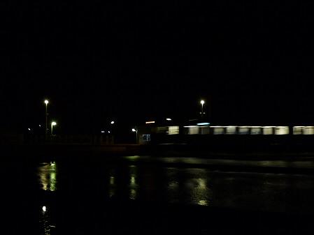 夜の光花輪線02(2012.5.17)