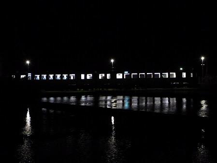 夜の光花輪線05(2012.5.17)