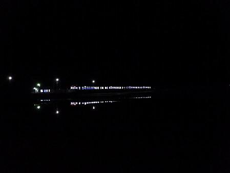 夜の光花輪線17(2012.5.17)