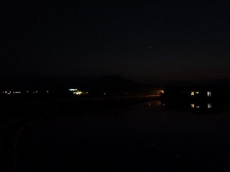 夜の花輪線01(2012.5.18)
