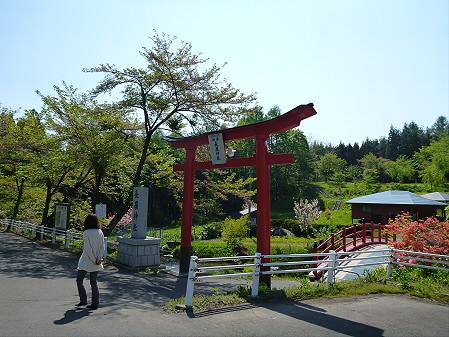 長嶺神社02(2012.5.20)