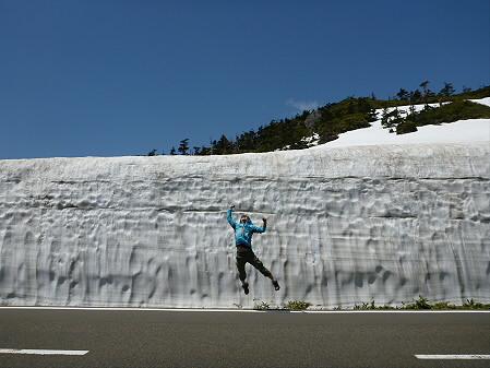 アスピーテライン25(2012.5.20)ジャンプ!