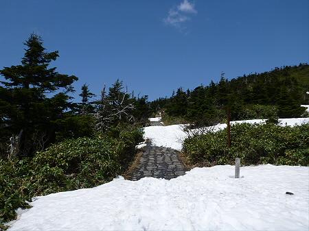 残雪の八幡平04(2012.5.20)