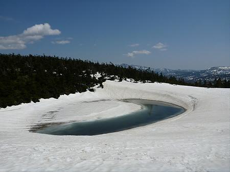 残雪の八幡平10(2012.5.20)
