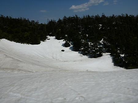 残雪の八幡平12(2012.5.20)