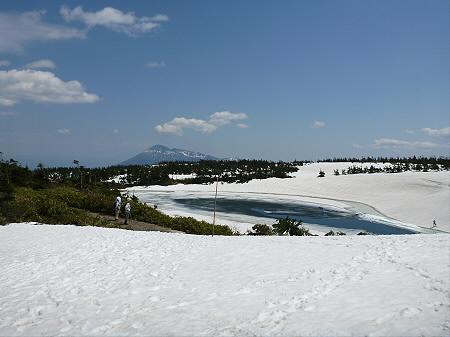 残雪の八幡平17(2012.5.20)