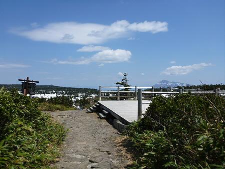 残雪の八幡平19(2012.5.20)