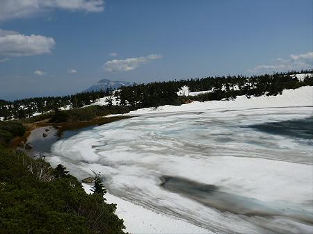残雪の八幡平20(2012.5.20)