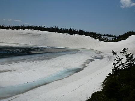 残雪の八幡平22(2012.5.20)
