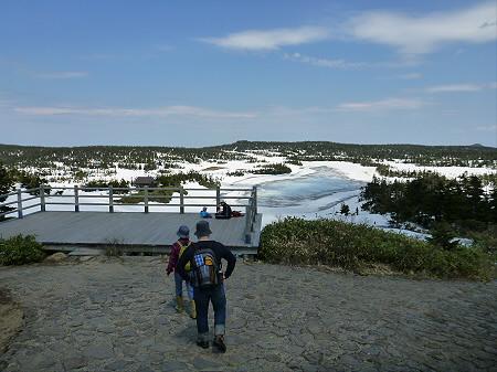 残雪の八幡平23(2012.5.20)