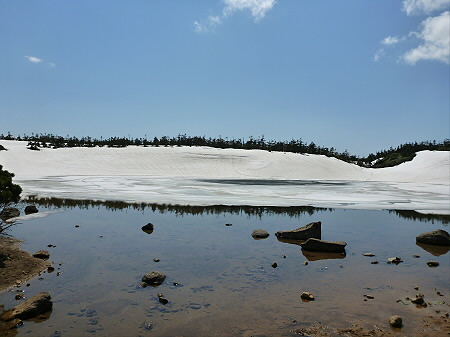 残雪の八幡平29(2012.5.20)