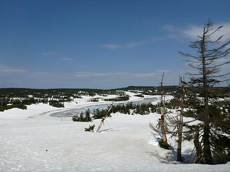 残雪の八幡平31(2012.5.20)