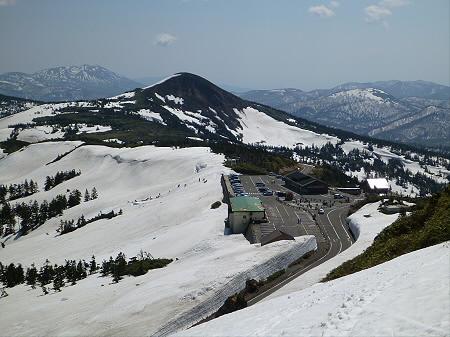 残雪の八幡平35(2012.5.20)