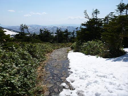 残雪の八幡平38(2012.5.20)
