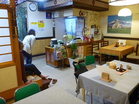 まるかん食堂の豆乳あとかけラーメン03(2012.5.24)