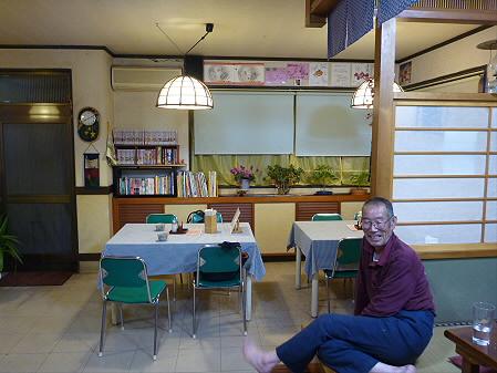 まるかん食堂の豆乳あとかけラーメン04(2012.5.24)