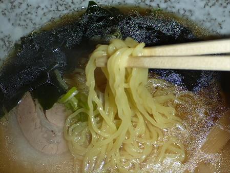 まるかん食堂の豆乳あとかけラーメン06(2012.5.24)