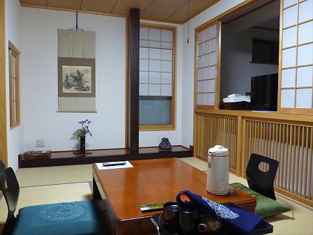 松川荘 お部屋08(2012.5.27)
