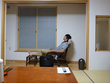 松川荘 お部屋11(2012.5.27)