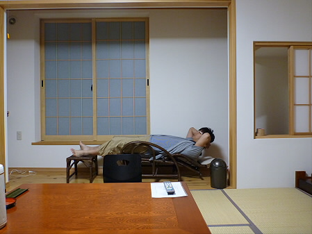 松川荘 お部屋12(2012.5.27)