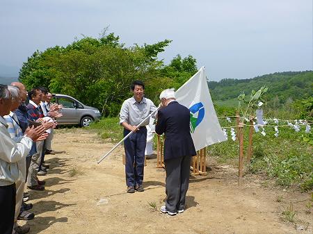 七時雨山山開き04(2012.6.3)