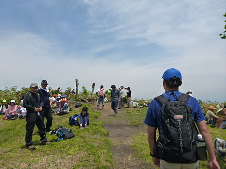 七時雨山山開き33(2012.6.3)