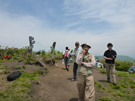 七時雨山山開き34(2012.6.3)