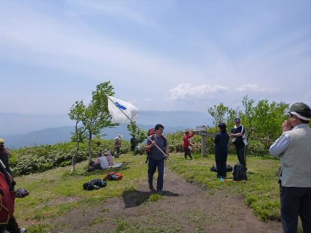 七時雨山山開き36(2012.6.3)