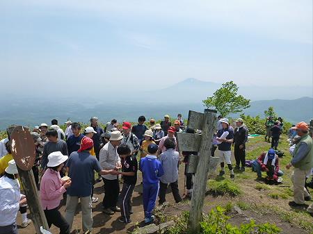 七時雨山山開き43(2012.6.3)