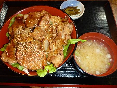 味処佐和04(2012.6.8)かつ丼