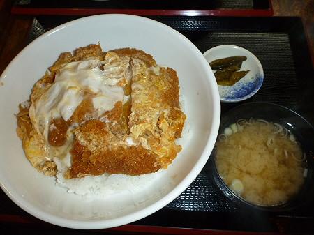 味処佐和05(2012.6.8)かつ丼